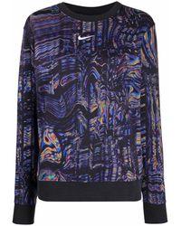 Nike Dance Fleece Sweater - Black
