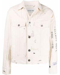 Lanvin X Gallery Department Jacket - Natural