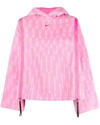 Nike Sportswear Tech Hoodie - Pink