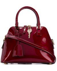 Maison Margiela 5ac Mini Shoulder Bag - Red