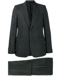 Givenchy - Logo Pinstriped Suit - Lyst