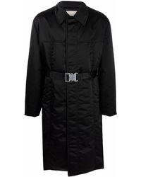 1017 ALYX 9SM Luna Belted Coat - Black