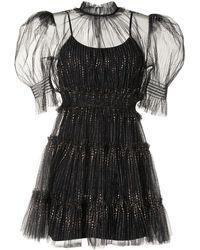 Alice McCALL Augustine Mini Dress - Black