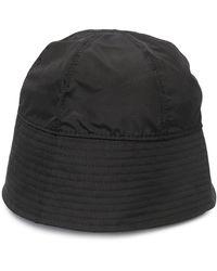 1017 ALYX 9SM Buckle-detail Bucket Hat - Black
