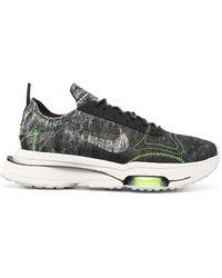 Nike Air Zoom Type Low-top Sneakers - Black