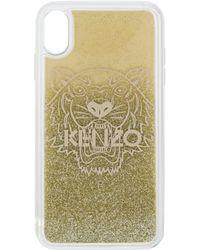 ce05b466 Tiger Logo Phone Case - Metallic