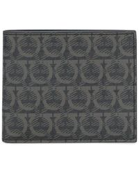 Ferragamo Travel Wallet - Multicolour