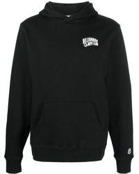 BBCICECREAM Small Arch Logo Pullover Hoodie - Black