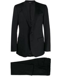 Dolce & Gabbana Classic Dinner Suit - Black