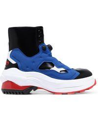 Maison Margiela - X Reebok Tabi Instapump Fury Sneakers - Lyst