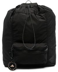 adidas Stella Mccartney Drawstring Backpack - Black