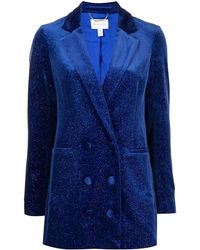 Alice McCALL Midnight Magic Blazer - Blue