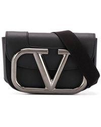 Valentino Garavani Supervee Belt Bag - Black