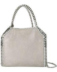 Stella McCartney Falabella Mini Tote Bag - Gray