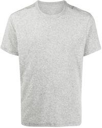 Majestic Filatures Round Neck T-shirt - Grey