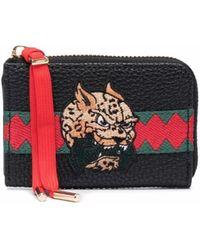 Sprayground Limited-edition Tiger Wallet - Black