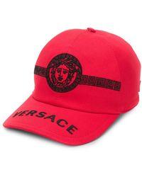 73c25c1c2c759 Men's Versace Hats - Lyst