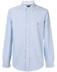 Ralph Lauren - Buttondown Shirt - Lyst