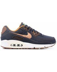 Nike Air Max 90 Se Trainers - Blue