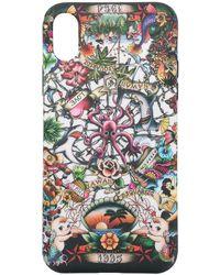 DSquared² Hawaii 1995 Iphone X Case - Multicolor