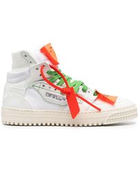 Off-White c/o Virgil Abloh Off-court 3.0 High-top Trainers - White
