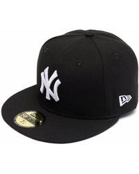 KTZ Ny-embroidered Cap - Black