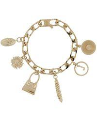 Jacquemus Charm Bracelet - Metallic