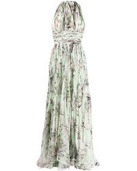 Maria Lucia Hohan Alita Gown - Green