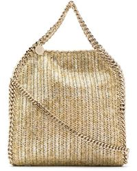 Stella McCartney Chain-trimming Falabella Tote - Multicolor