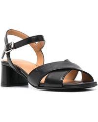 Church's 50mm Crossover-strap Sandals - Black