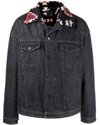 Alchemist Denim Organic Cotton Jacket - Black