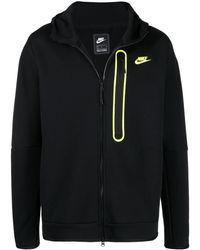 Nike Tech Fleece Full-zip - Black