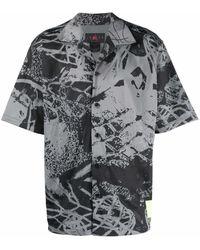 Nike Flight Patch Mesh Shirt - Black