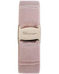 Ferragamo Branded Hair Clip - Multicolour
