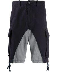 Paul & Shark Combined Bermuda Shorts - Blue