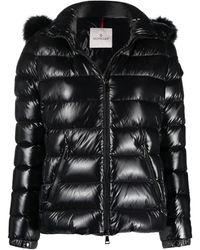 Moncler Badyfur Padded Jacket - Black