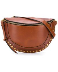 Isabel Marant Skano Belt Bag - Brown