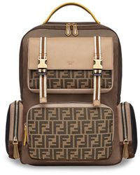 Fendi Backpack - Brown