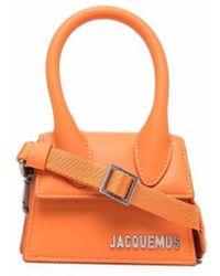 Jacquemus Le Chiquito Mini Bag - Orange