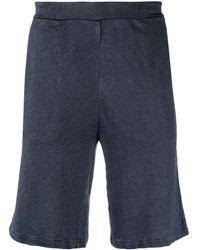 Majestic Filatures Knee-length Shorts - Blue