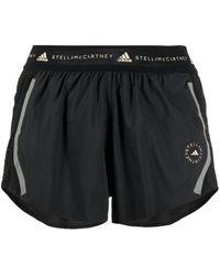 adidas X Stella Mccartney Truepace Running Shorts - Black