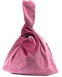 Nanushka Jen Tote Bag - Pink