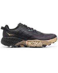 Hoka One One Logo Low-top Sneakers - Black