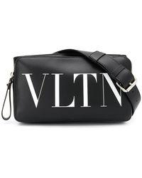 Valentino Garavani Vltn Belt Bag - Black
