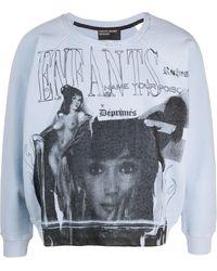 Enfants Riches Deprimes Blue Name Your Poison Sweatshirt