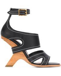 Alexander McQueen - No. 13 Sandals - Lyst
