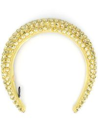MaryJane Claverol Miami Headband - Yellow