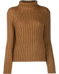 Tom Ford Chunky-knit Sweater - Brown