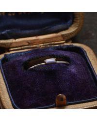 Erica Weiner - Lavender Crystal Ring - Lyst