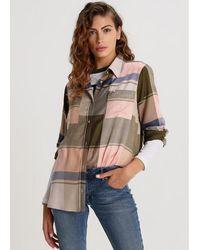 Lois Camisa Bigay-Versalles Cuadros - Multicolor